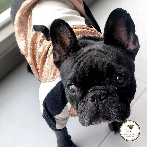 Casaca Rose Gold - Yupi The Pug