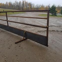 Fenceline Feed Panel