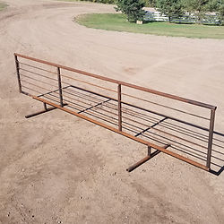 Free Standing Corral Panel