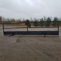 Fenceline Feed Panels