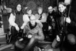Gruppenfoto des Filmteams