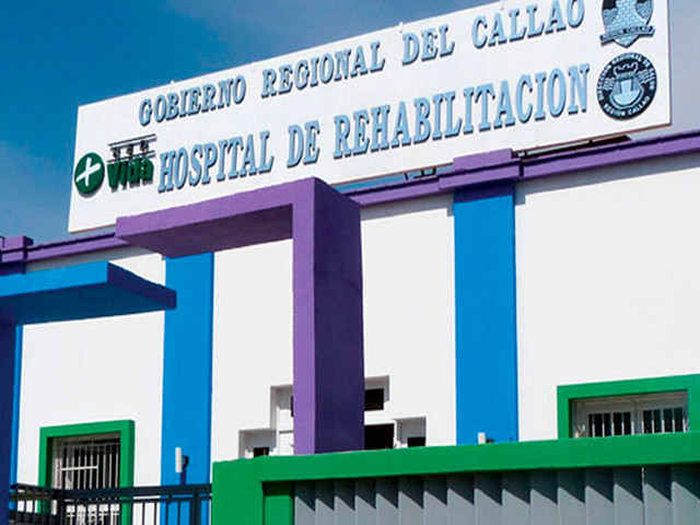 HOSPITAL DE REHABILITACIÓN DEL CALLAO