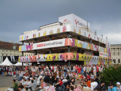 VIP Centre for UniCredit Group at UEFO Euro 2008