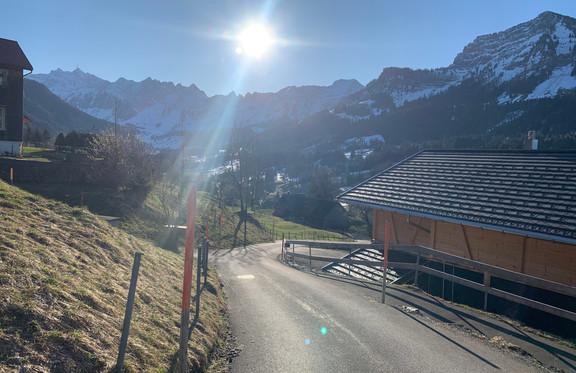 Timber Frame - Switzerland