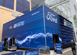 Custom Ride for Ford GoElectric Campaign