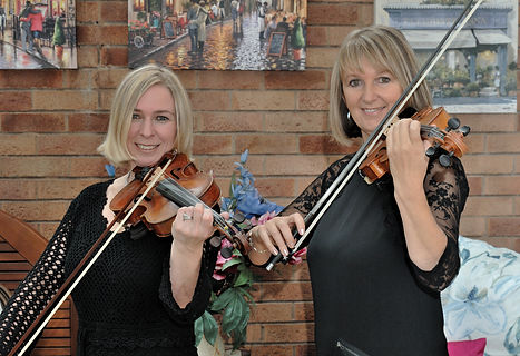The Hasbury Duo - Wedding Violinists