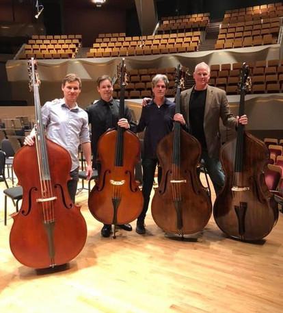 15, 8, 33, 41 at Boettcher Concert Hall.