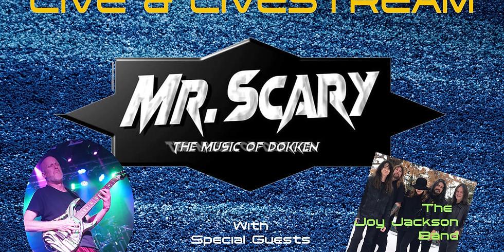 Mr. Scary   The Joy Jackson Band   Chance
