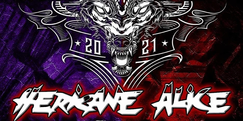 Wolf Fest 2021 Featuring Hericane Alice