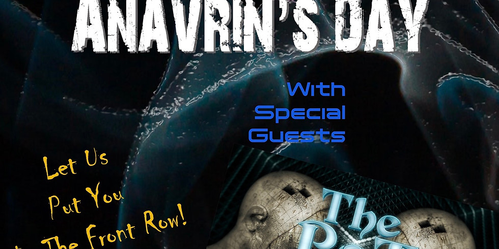 Live & Livestream  - Anavrin's Day & The Pot