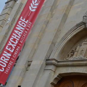 Corn Exchange reopens its doors this weekend