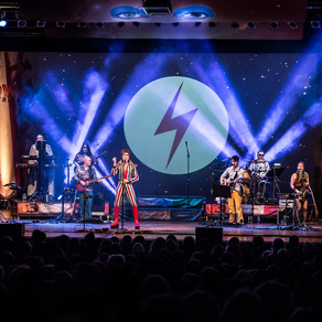 Let's Dance! Bowie Experience comes to the Corn Exchange