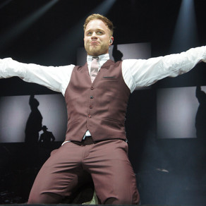Olly Murs to perform in Newbury