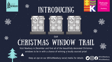 Christmas Window Competition trail