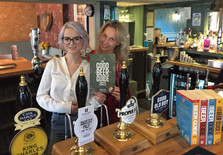 Raise a glass to Newbury pubs in Good Beer Guide