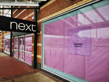 Next and New Look both now closed