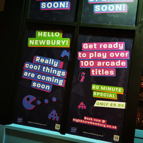 Highscore opening date revealed