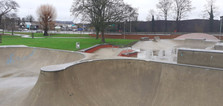 Skate Park closed following Police advice