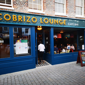 The Cobrizo Lounge opens