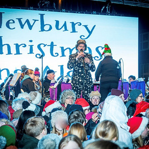 Re-Take That to star at this year's Newbury Christmas Sing-Along
