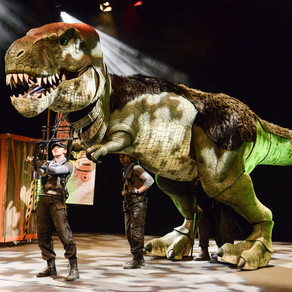 A Roarsome Interactive Family Show Comes to the Corn Exchange