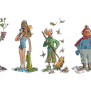 The Base reopens with extended run of Quentin Blake and John Yeoman exhibition