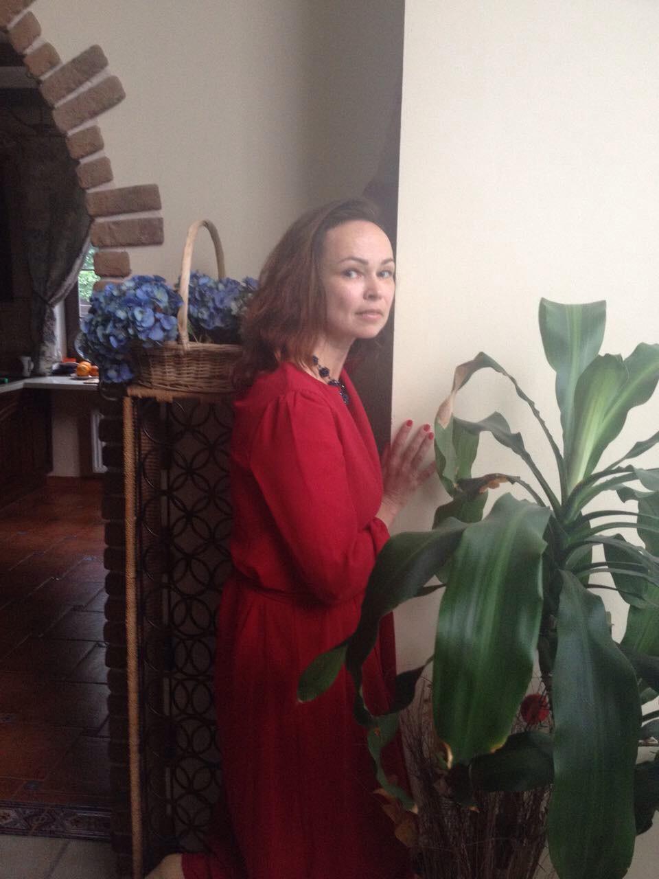 Люсьена Баринова
