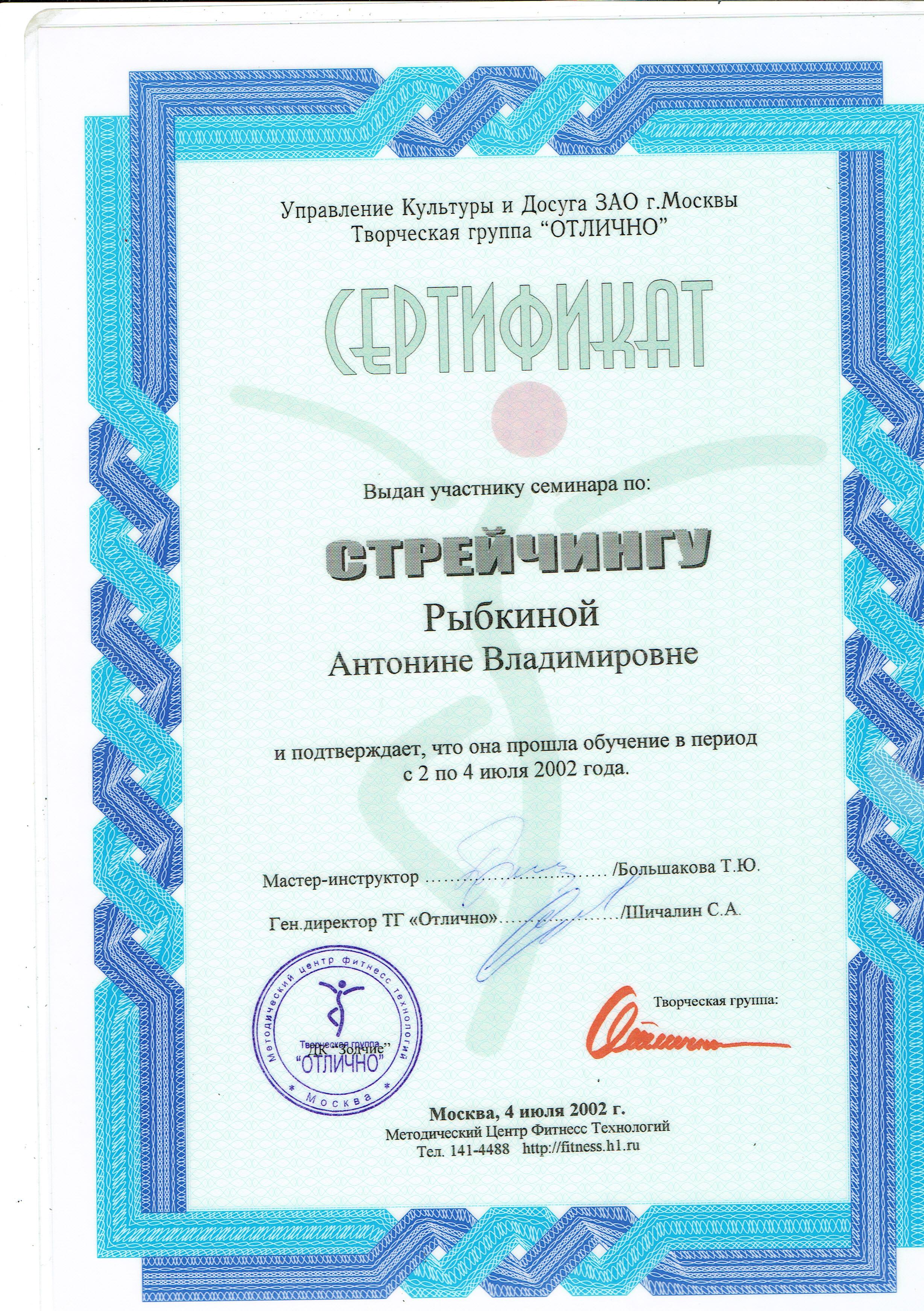 Диплом Антонины 6