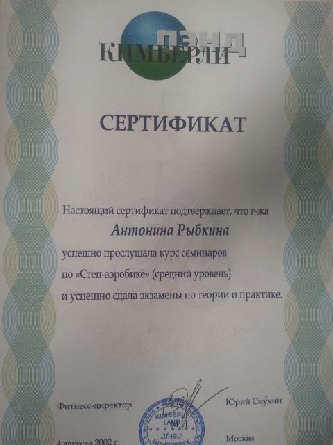 Диплом Антонины 15