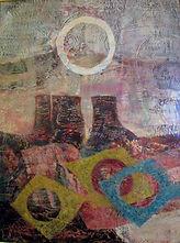 Portenart Jeanne (1911-1991) acrylique sur panneau - daté 1971 - école belge - 79x60cm.jpg