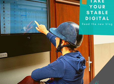 Why your equestrian business requires a digital transformation!