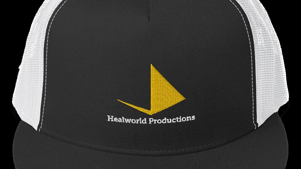Trucker Cap Healworld Productions