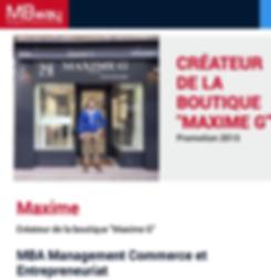 blog MBway Maxime G