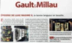 Gault et Millau Maxime G