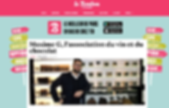 blog le bonbon Maxime G