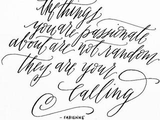 Random Callings
