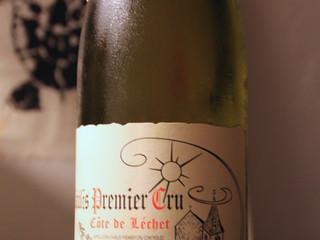 Wine Wednesday - Chablis