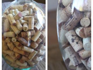 Wine Wednesday - Message in a Bottle - #WW