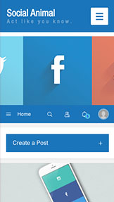 Blog e Forum template – Blog per Social media