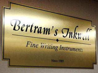 Bertram's Inkwell
