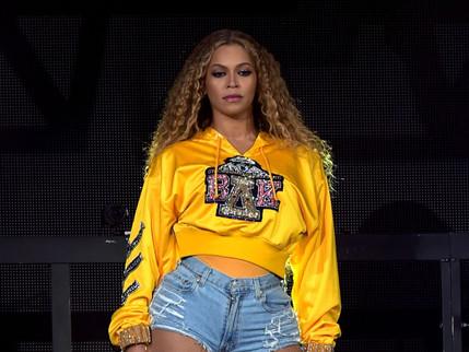 Beyoncé en Netflix / Beyonce in Netflix