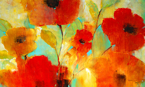 Pyrole Poppies