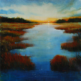 Lowland Reflection