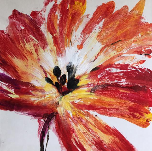 Loose Flower 4
