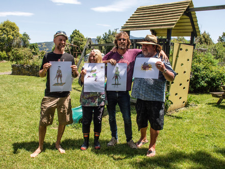 More than a Permaculture Design Course: The Sustainable Living Course in Golden Bay, New Zealand