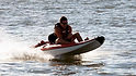 Jetsurf, jet surf,jet-surf, powersurf, powerboard, jetboard, powerski. Fast, fun, economic, 9,5 PS, 40km/h, electric start, 3L/h