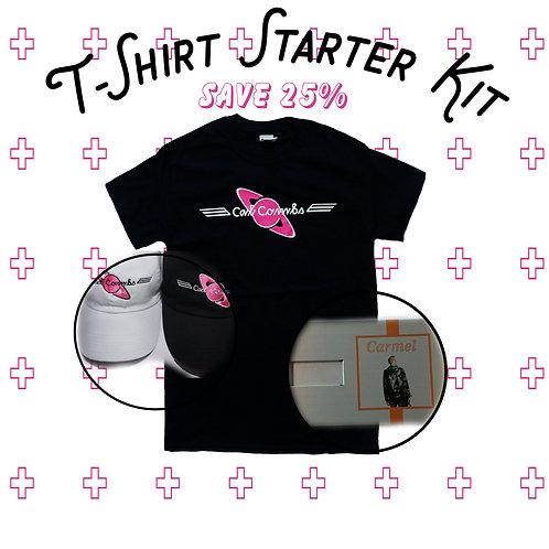 Cal Combs T-Shirt Kit