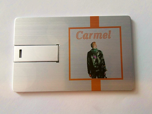 """Carmel"" on alloy USB from space."