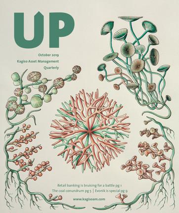 UP Magazine Cover