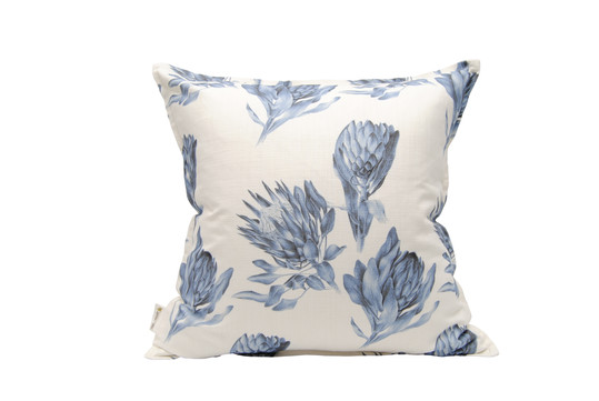 Protea Mix Blue 60x60cm